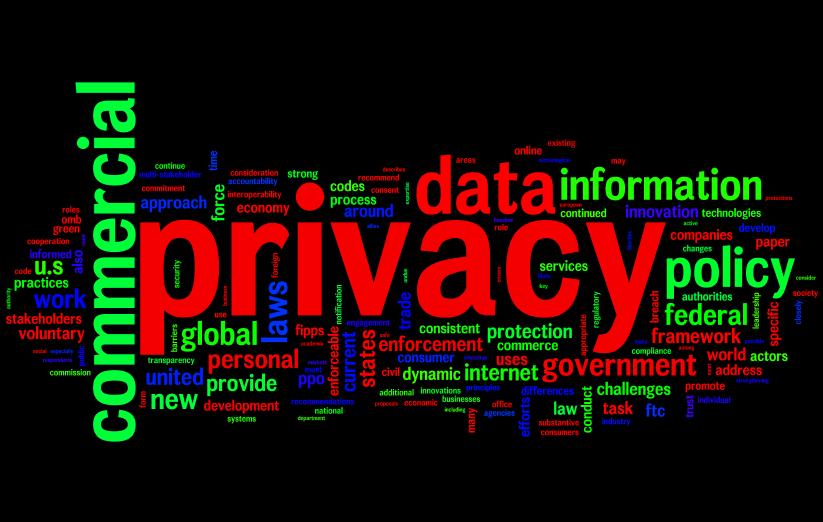 data / privacy